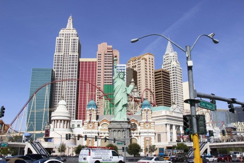 New York-New York Resort and Casino