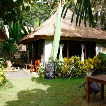 Alam Nusa Huts and Spa